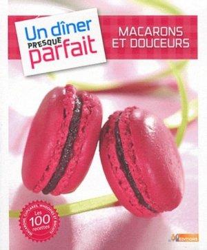 Macarons et douceurs - m6  - 9782359850703 -