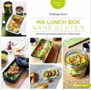 Ma lunch box sans gluten - terre vivante - 9782360982875 -