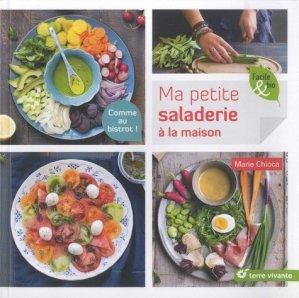Ma petite saladerie à la maison - terre vivante - 9782360983940 -