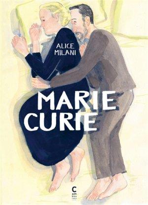 Marie Curie - Cambourakis - 9782366244366 -