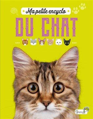 Ma petite encyclo du chat - grenouille - 9782366534962 -