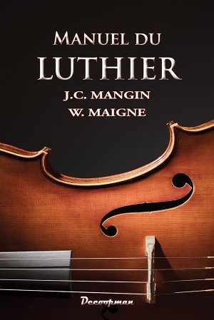 Manuel du Luthier - decoopman - 9782369650737 -