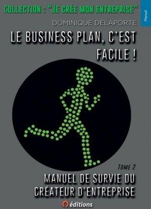 Manuel de survie du créateur d'entreprise - 9 éditions - 9782377271023 -