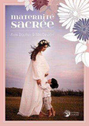 Maternité sacrée - Danaé - 9782380620016 -