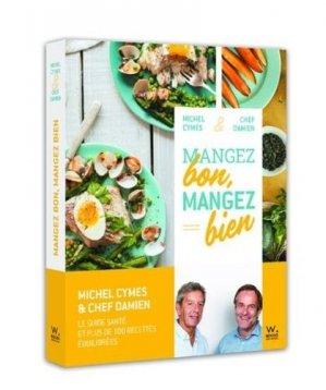 Mangez bon, mangez bien - Webedia Books - 9782381840116 -