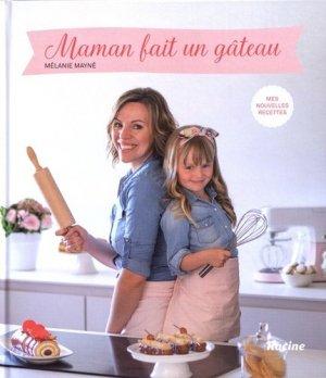 Maman fait un gâteau - lannoo - 9782390250920 -