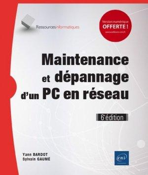 Maintenance et dépannage d'un PC en réseau - eni - 9782409011481 -