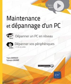 Maintenance et dépannage d'un PC - eni - 9782409019180 -