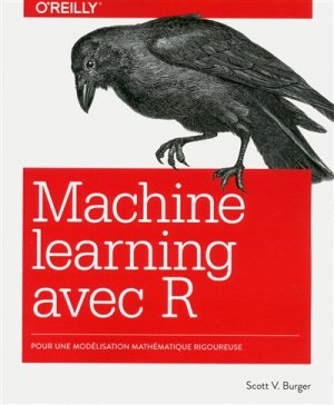 Machine learning avec R : pour une modélisation mathématique rigoureuse - first - 9782412041154 -