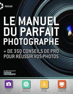 Manuel du parfait photographe - First - 9782412049501 -