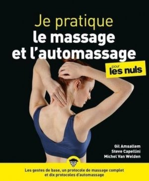 Massage et automassage - First - 9782412053102 -