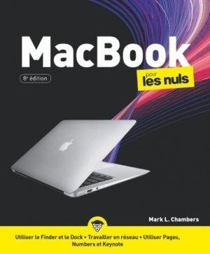 MacBook pour les nuls - First - 9782412053218 -