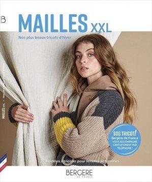 Mailles XXL et compagnie - Bergère de France - 9782492231001 -
