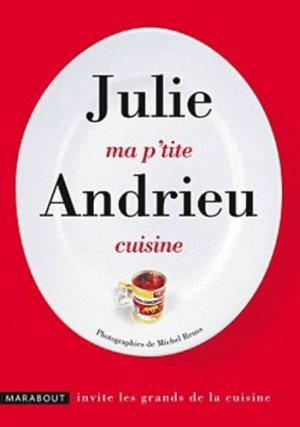Ma p'tite cuisine - Marabout - 9782501073424 -