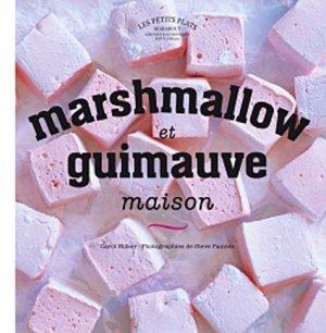 Marshmallow et guimauve maison - Marabout - 9782501080545 -