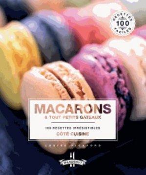 Macarons et tout petits gâteaux - Marabout - 9782501085045 -