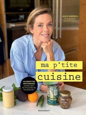 Ma p'tite cuisine - Marabout - 9782501156288 -