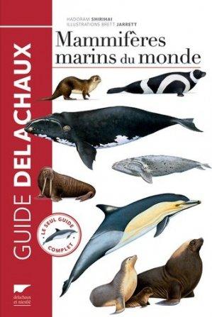 Mammifères marins du monde - delachaux et niestle - 9782603021156 -