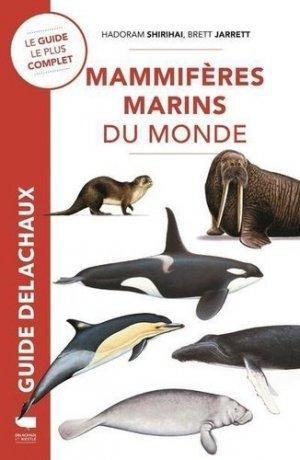 Mammifères marins du monde - delachaux et niestle - 9782603027660 -