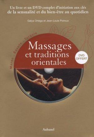 Massages et traditions orientales - aubanel - 9782700607178