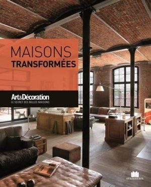 Maisons transformées - massin - 9782707210166
