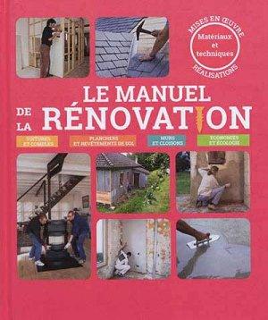 Manuel de la rénovation - massin - 9782707210609