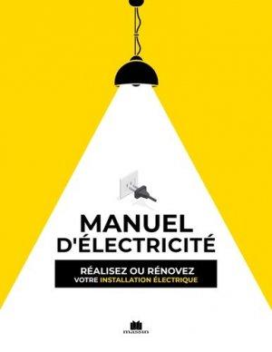 Manuel d'électricité - Charles Massin - 9782707211842 -