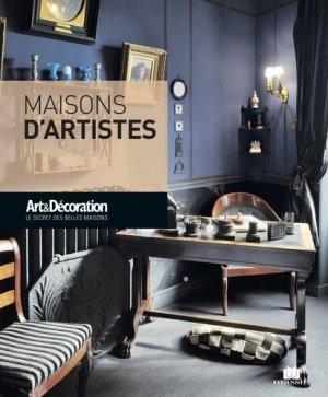 Maisons d'artistes - Charles Massin - 9782707212221 -