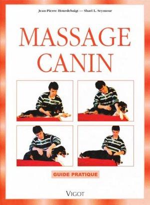 Massage canin - vigot - 9782711414543 -