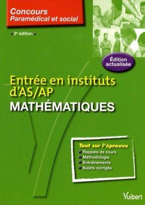 Mathématiques - Vuibert - 9782711711994 -