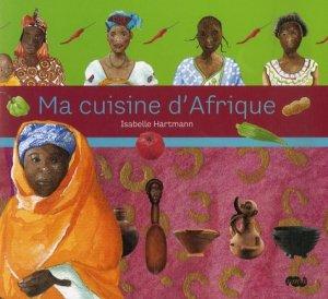 Ma cuisine d'Afrique - RMN - 9782711853137 -