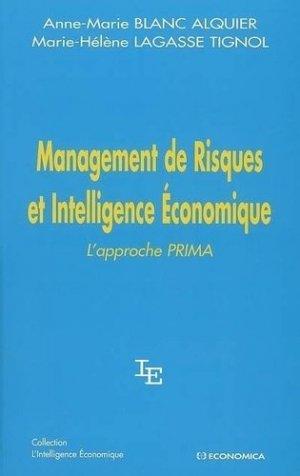 Management de Risques et Intelligence Economique - Economica - 9782717852523 -