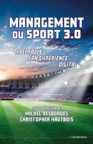 Management du sport 3.0 - Economica - 9782717871388 -