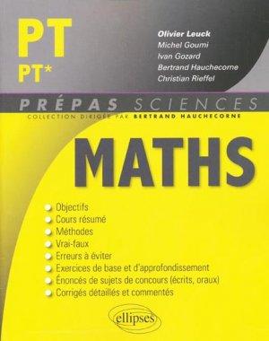 Maths PT PT* - ellipses - 9782729851194 -