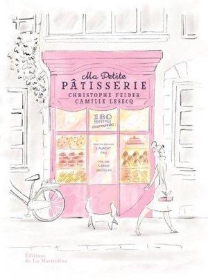 Ma petite pâtisserie - de la martiniere - 9782732484266 -
