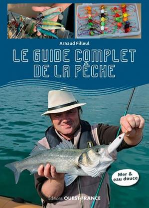 Manuel complet de pêche - ouest-france - 9782737384790 -