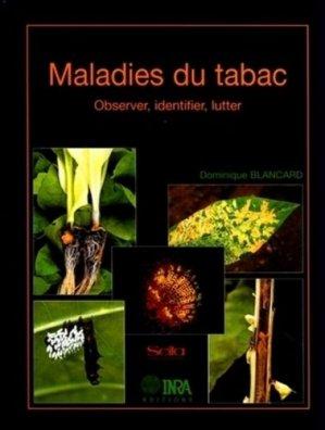 Maladies du tabac - inra  - 9782738007513 -