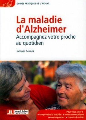 Maladie d'Alzheimer - john libbey eurotext - 9782742007189 -