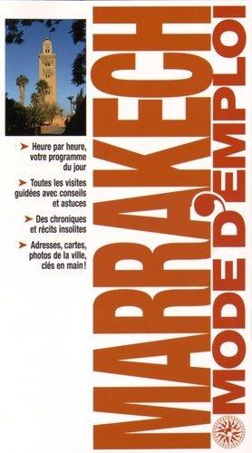 Marrakech - gallimard editions - 9782742441549 -