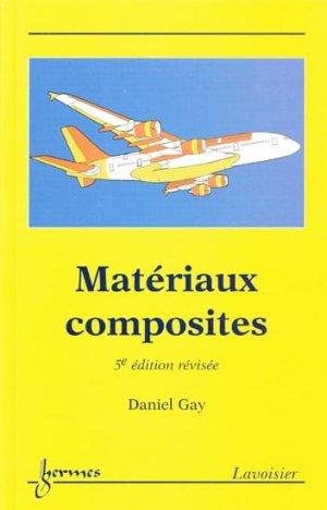 Matériaux composites - hermès / lavoisier - 9782746210981 -