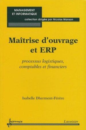 Maîtrise d'ouvrage et ERP - Hermes Science Publications - 9782746217966 -