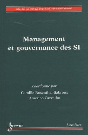 Management et gouvernance des SI - Hermes Science Publications - 9782746224391 -
