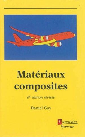 Matériaux composites - Hermes Science Publications - 9782746247079 -