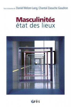 Masculinités : état des lieux - Erès - 9782749213637 -