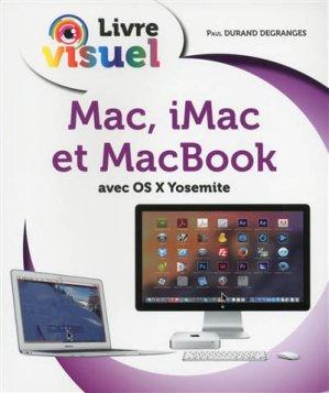 Mac, iMac et Macbook - first - 9782754070843 -