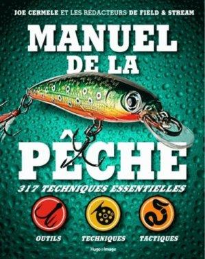 Manuel de la pêche - hugo - 9782755614220 -