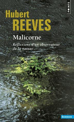 Malicorne Réflexions d'un observateur de la nature - points - 9782757866566 -