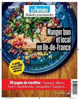 Manger bon et local en Île-de-France - connaissances des arts - 9782758009511 -