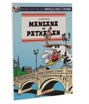 Manzana et Patxaran - Atlantica - 9782758805410 -