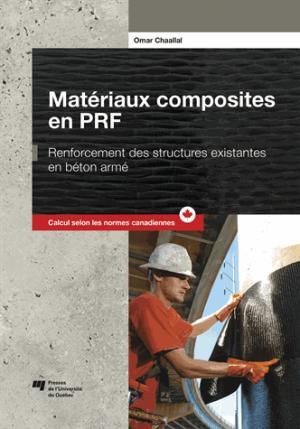 Matériaux composites en PRF - presses de l'universite du quebec - 9782760548930 -